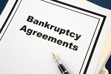 Bankruptcy Agreement