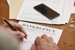 refund on taxes bankruptcy
