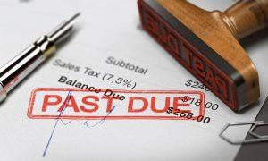 debt collection agencies and social media