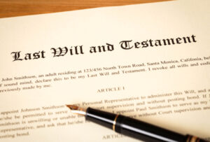 inheritance and bankruptcy