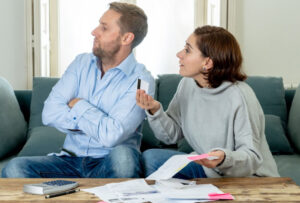 marriage property bankruptcy